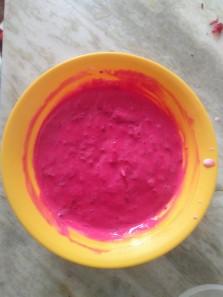 Beetroot Yogurt
