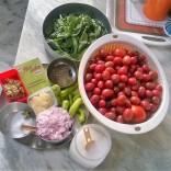 Basil & Cherry Tomato Ketchup