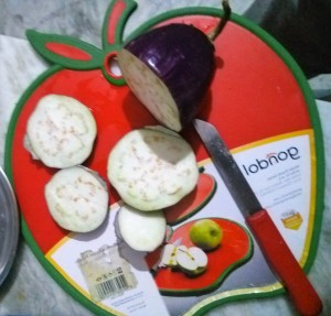 Brinjal / Eggplant Chops