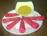 Baby Corn Zimmer Kebabs