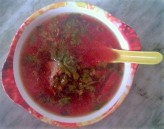Beetroot Celery Mutton Stock