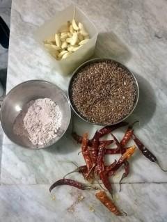 how to make flax seeds chutney