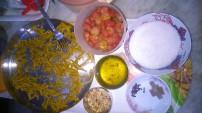 Cherry Tomato Jam with Orange Rinds