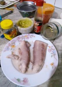 Mahi Mahi fillet recipe