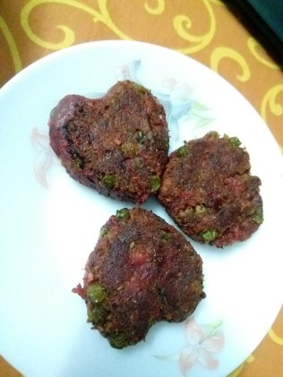 Veg Beetroot Chops