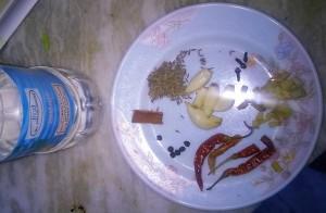 Masala Mackerel spice collection