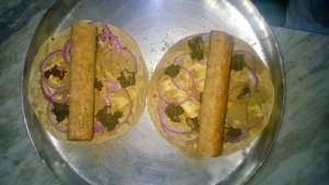 Jhatpat Seekh Rolls