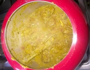 Mutton Curry Sunshine