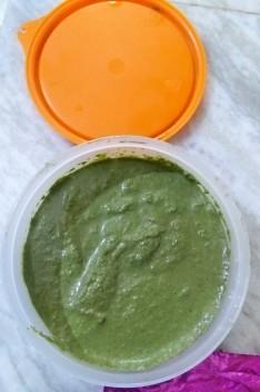 Basil Pesto Sauce / Dip