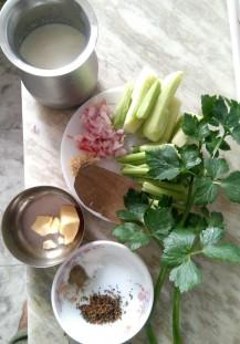 Ingredients Of Cream Of Celery In Broccoli Stalks
