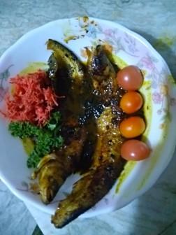 Tangra Jhol / Tangra Fish Curry