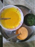 Ingredients for Machhi Jaisamandi