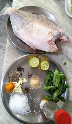Recipe by Ingredients Fish Rechiado