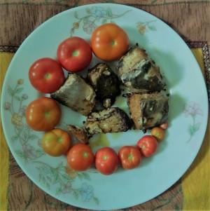 Deep Fried Silver Carp