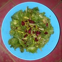 Radish Beans Salad / Mongra Salad
