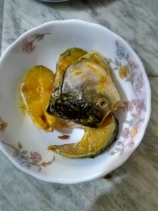 Pan Fried Fish in Rosemary Seasoning