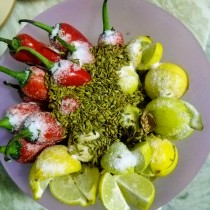 Lemon & Chilli Pickle Oil Free